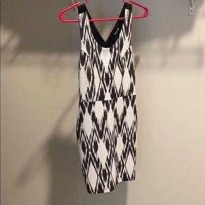Fab'rik Aztec mini dress
